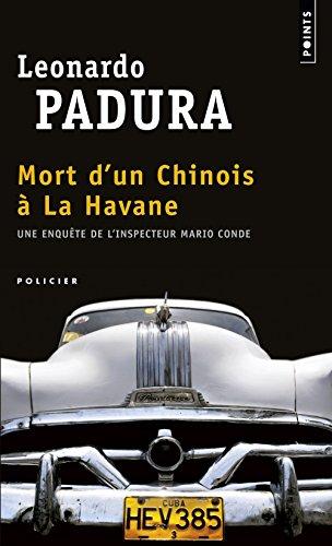Mort d'un Chinois à La Havane