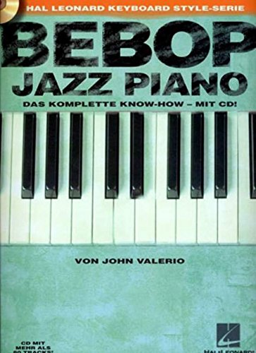 Download Bebop Jazz Piano, m. Audio-CD