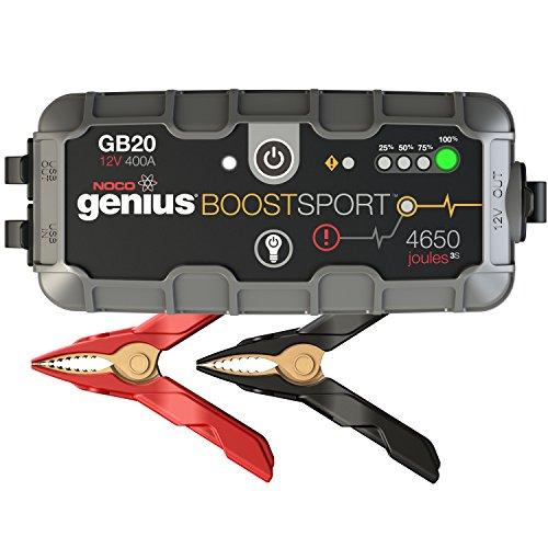 Preisvergleich Produktbild NOCO Genius Boost Sport 400A ultra-sicheres 12V-Lithium-Starthilfegerät
