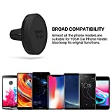 YOSH Car Phone Holder Pack of 2 Magnetic Cell Phone Holder for Car Air Vent Magnet Car Cradles Mounts for iPhone X 8 7 Samsung Galaxy S9 S8 Huawei Wileyfox Doogee Sony Moto Xperia, etc for Navigation