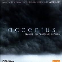 Brahms - Un Requiem allemand (version Pianos)