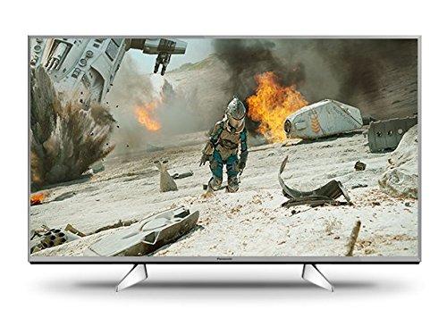 Panasonic TX-49EXW604S VIERA 123 cm (49 Zoll) LCD Fernseher (4K ULTRA HD, HDR Multi, 1300Hz bmr, Quattro Tuner, TV auf IP Client, USB Recording)
