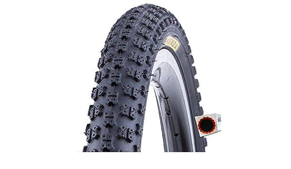 KENDA K-50 Draht 18x2.125Zoll 57-355mm schwarz Sport & Freizeit SCHLAUCHFLICKEN Fahrradteile