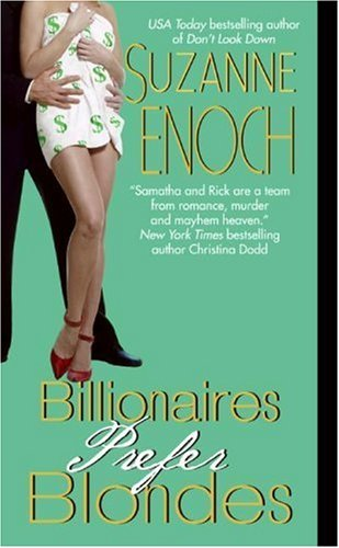 Billionaires Prefer Blondes (Samantha Jellicoe)