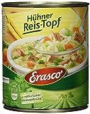 Erasco Hühner Reis-Topf, 3er Pack (3 x 800 g)