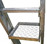 Werkzeugablage für die Leiter - Einhängeschale, Werkzeugschale zur Ablage von Werkzeug auf Leitern