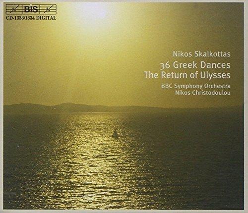 36 Griechische Tänze/+Ulysses-Ouvertüre