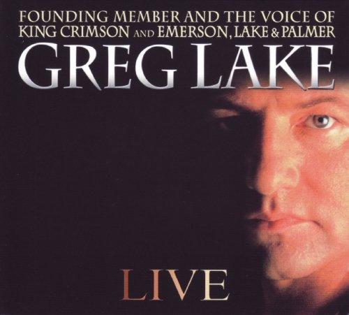 Greg Lake: Live (Audio CD)