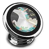 Univer-See Magnetische Kfz-Handyhalterung für Note 8 5, Retro-Musik-Noten, verstellbar, 360 Grad drehbar, universell einsetzbar, für Auto