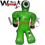 wagsam Sports Grappling BJJ breiten Schulter Schnuller matial Arts Judo Kick Boxen Training 6ft