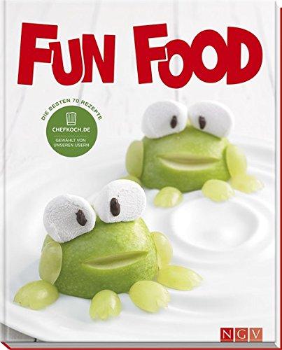 Chefkoch.de Fun Food: 80 Lieblingsrezepte von den Usern (Muffins Kinder Rezepte Halloween)