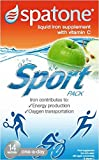 Spatone Sport 14 Day Liquid Iron Supplement (Packaging May Vary)