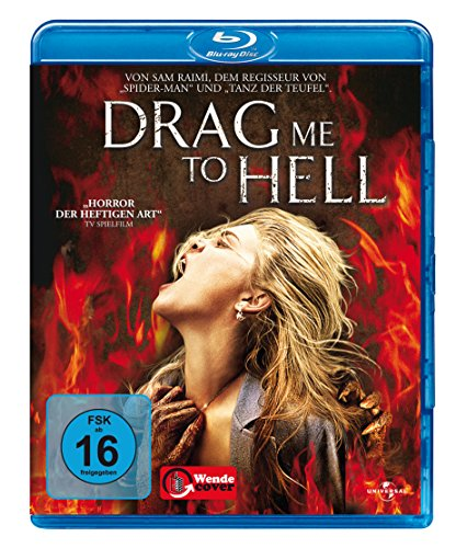Drag me to Hell [Blu-ray] (Halloween 4 Fehler Film)