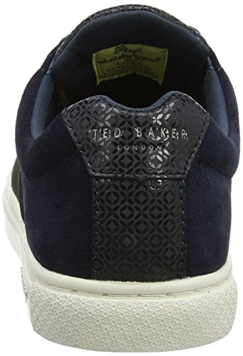 Ted Baker Dannez, Baskets Homme Bleu (Dark Blue)