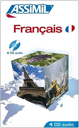 Français ; Enregistrements CD Audio (x4)
