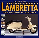 Innocenti Lambretta: The Definitive History