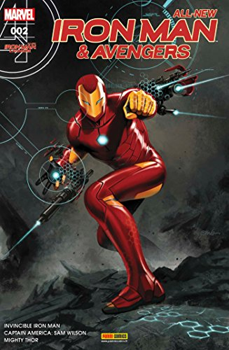 All-new Iron Man & Avengers nº2