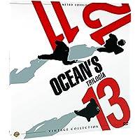 Trilogía Oceans Colección Vintage