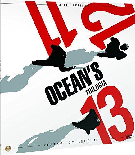 Trilogía Oceans Colección Vintage Funda Vinilo [DVD]