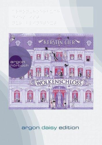 Buchseite und Rezensionen zu 'Wolkenschloss (DAISY Edition)' von Kerstin Gier