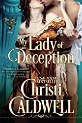My Lady of Deception (Brethren of the Lords) (Volume 1) by Christi Caldwell (2015-07-01)
