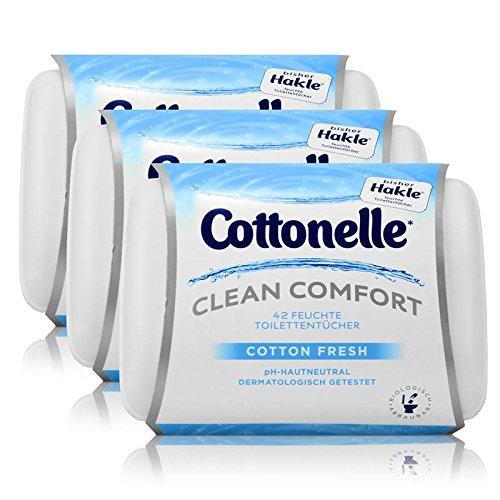 3x-hakle-cottonelle-feuchte-toilettentucher-cotton-fresh-42-tucher-starterset