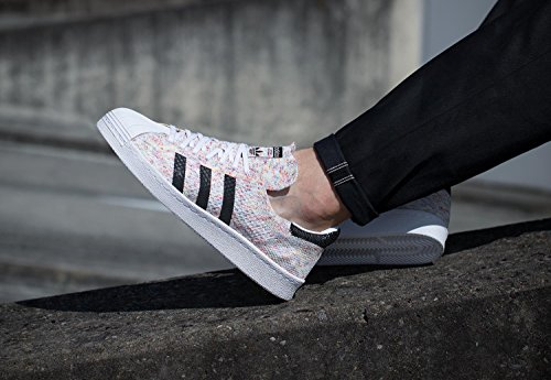 Sport scarpe per le donne, colore Rosa , marca ADIDAS ORIGINALS, modello Sport Scarpe Per Le Donne ADIDAS ORIGINALS SUPERSTAR 80s Rosa blanco