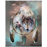LianLe®DIY 5D Broderie Diamant Cristal Peinture Décor Maison 30*35CM