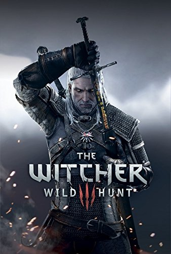 THE WITCHER 3 : WILD HUNT - Imported Video Game Poster Print- 30CM X 43CM Xbox PS4