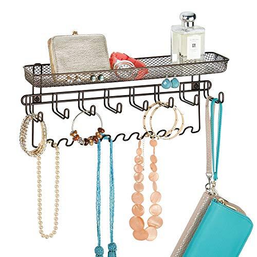 MDesign Colgador joyas - El perfecto joyero organizador