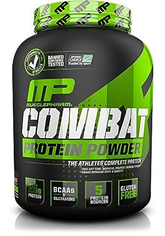 Muscle Pharm Combat Protein Chocolate Milk Powder 1.8 kg