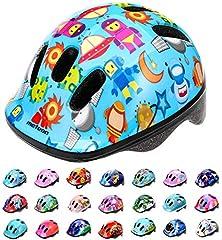Idea Regalo - Meteor Casco Bici Ideale per Bambini e Adolescenti Caschi Perfetto per Downhill Enduro Ciclismo MTB Scooter Helmet Ideale per Tutte Le Forme di attività in Bicicletta Helmo MV6-2