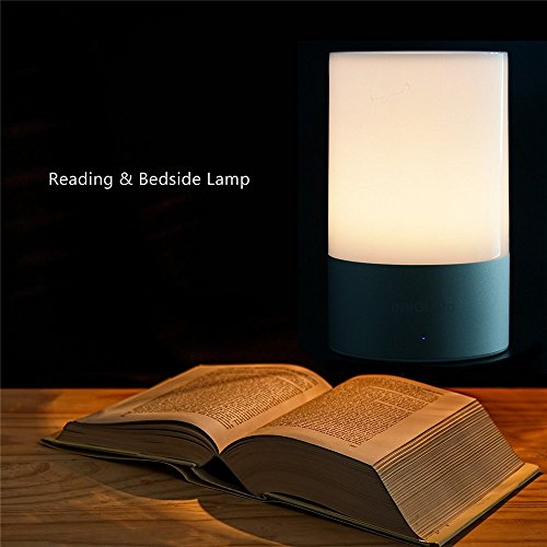 lieferadresse deutschland amazon schweiz innobeta meteor nachttischlampe touch lampe. Black Bedroom Furniture Sets. Home Design Ideas