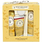 Burt's Bees Baby Bee Sweet Memories Gift Set In Keepsake Photo Box