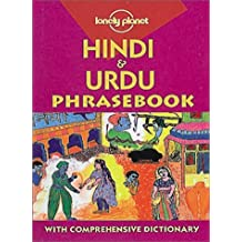Lonely Planet Hindi & Urdu Phrasebook (Lonely Planet Phrasebook: India) by Richard Delacy (1998-08-30)
