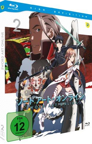 Sword Art Online - Vol. 2 [Blu-ray]