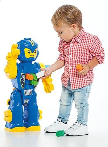 Nouvel An homme doué Molto Blocks Robot (18466) | Bonne Conception Qualité