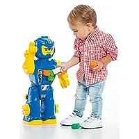MOLTO MOLTO-18466 Blocks Robot, 18466