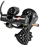 Campagnolo Super Record 11-Speed EPS Rear Derailleur Short Cage - Black by Campagnolo