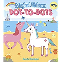 Magical Unicorn Dot-To-Dots