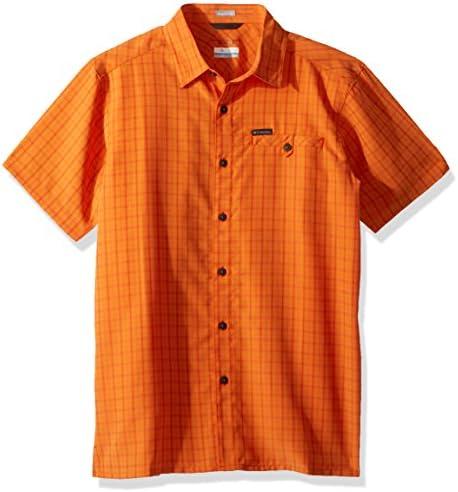 Columbia da Uomo Declination Trail II Short Sleeve Shirt Maglia Maglia Maglia Sportiva | Prezzo giusto  | Abbiamo ricevuto lodi dai nostri clienti.  24a69e