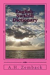 English-Swahili Dictionary: Swahili-English: Volume 1