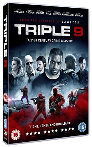 Triple 9 [DVD] [2016] [UK Import]