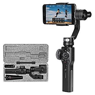 Zhiyun Smooth 4 3-Axis Handheld Gimbal Stabilizer, Focus Pull & Zoom Capability (Samsung Not Support 4K) (B07BR1RC13) | Amazon price tracker / tracking, Amazon price history charts, Amazon price watches, Amazon price drop alerts