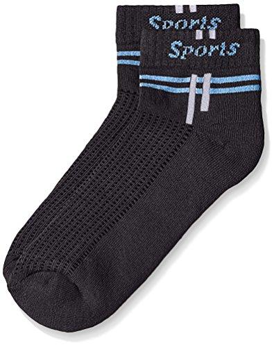Lakomfort Men's socks (LK-11029_Blue)  available at amazon for Rs.76