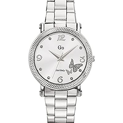GO Girl Only-694760-Reloj Mujer-Cuarzo Analógico-Reloj Plata-Pulsera acero plata de Go Girl Only