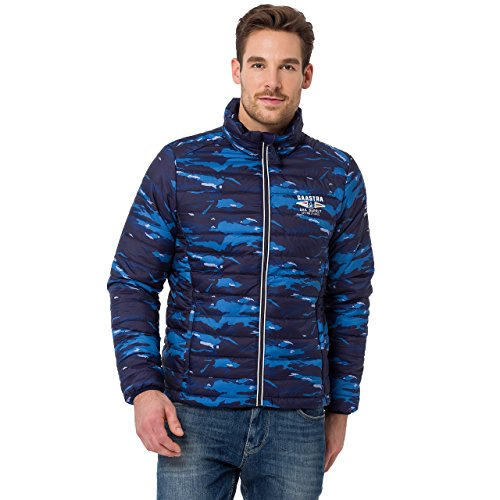 Gaastra Logbook Wave - Steppjacke Navy