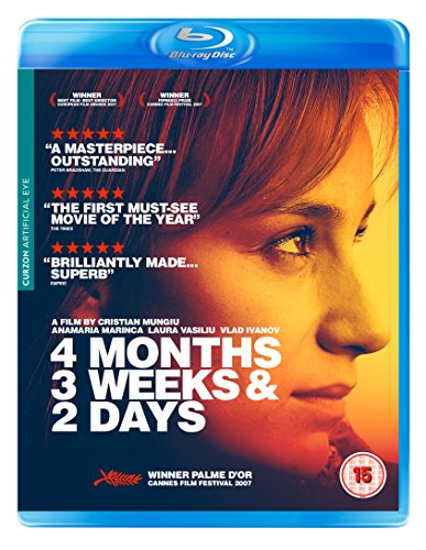 4 Months, 3 Weeks & 2 Days [Blu-ray]