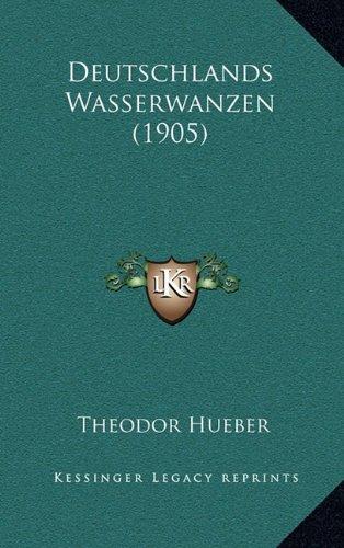Deutschlands Wasserwanzen (1905)