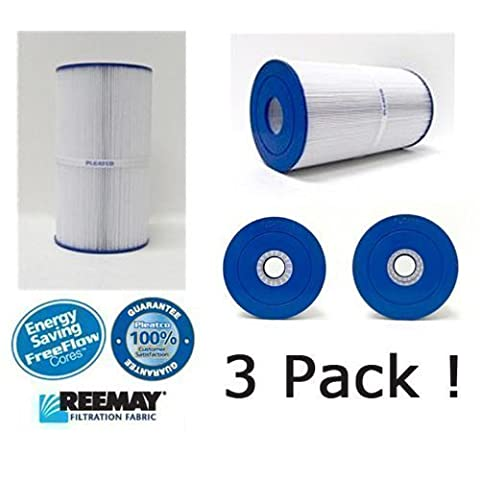 Happy Hot Tubs 3 PACK Hot Spring Filters PWK30 C-6430 Tub 31489 Filter